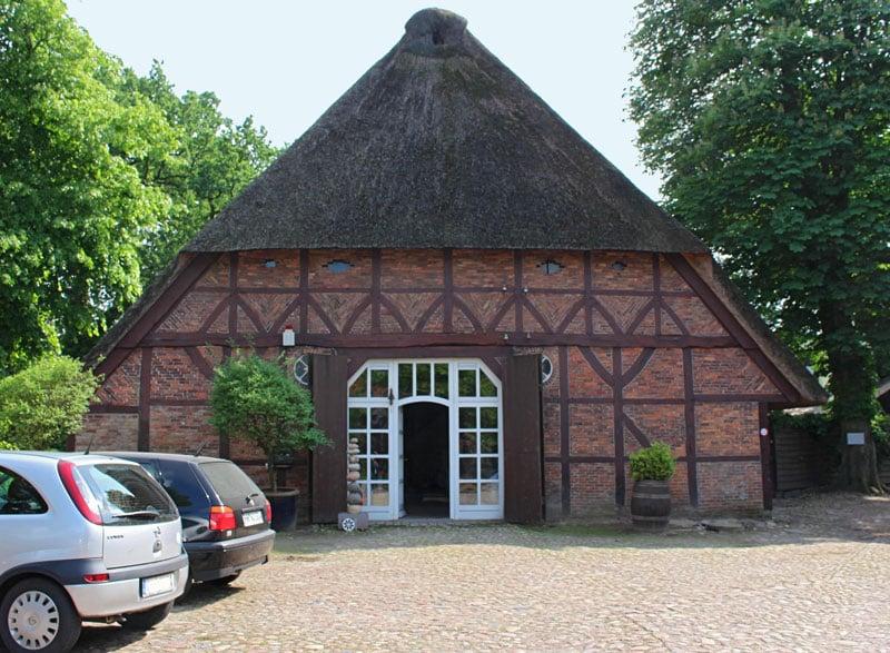 Kastanienhof Rohbau