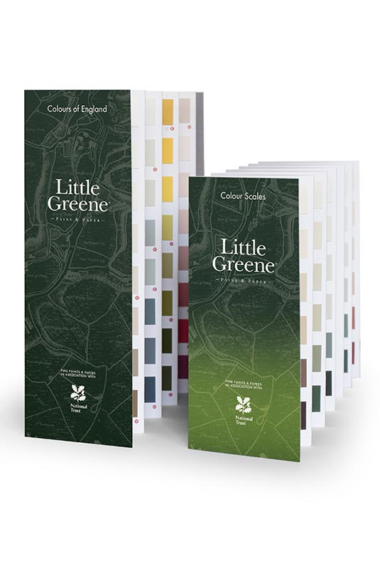 Little Greene Farbkarten